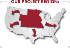 Our Project Region